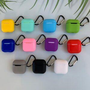 TWS i12 airpods case - Kabellose Kopfhörer Silikon Schutzhülle