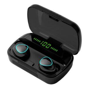 M10 Bluetooth Ohrhörer Kabellose Kopfhörer Wireless Headset mit powerbank funktion