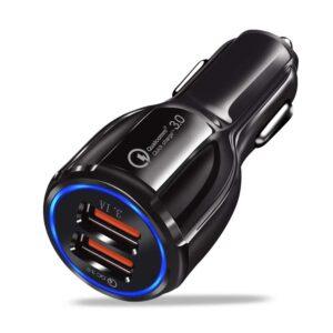 Auto Ladegerät Dual 2 USB Car Charger Dual 2 USB Auto Ladegerät