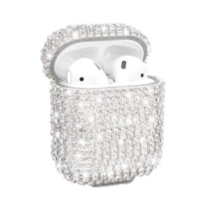 Apple Airpods Elegant Diamond Case - Apple Airpods Elegant Diamond Cover