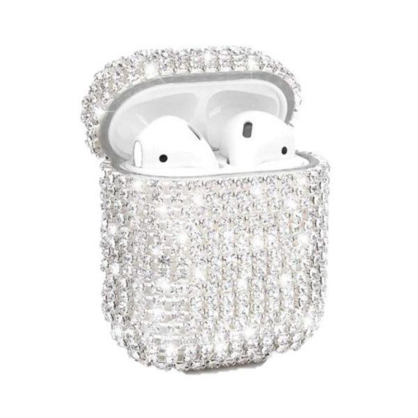 Apple Airpods Diamond Hardcase Schutzhülle